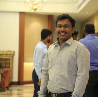 Mr.Prasanth IFS - AIR 16
